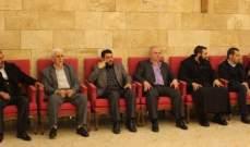 علامة: العيش المشترك الذي نادى به الامام الصدر نعمة على لبنان يجب التمسك بها