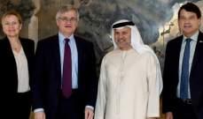 قرقاش: العملية السياسية في اليمن مترابطة ومتصلة ولضرورة تطبيق بنود اتفاق السويد