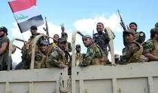 الحشد الشعبي استهدفت مسلحين من داعش لدى محاولتهم التسلل من سوريا للعراق