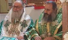 البطريرك يازجي بمناسبة عيد الصليب: كل الصعاب تزول عند كلمة الرجاء والعزيمة