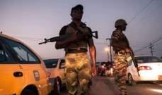 مقتل 84 عسكريا وشرطيا على يد الإنفصاليين في الكاميرون منذ أيلول 2017