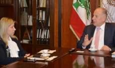 الطبش زارت غرفة الشمال: توسعة مرفأ طرابلس مشروع اقتصادي وطني كبير