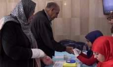 الهلال الأحمر الايراني نظم حملة توعية حول مخاطر السمنة والسكري
