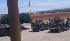 NBN: مقتل 4 مطلوبين خطرين في عملية أمنية لمخابرات الجيش في الشراونة