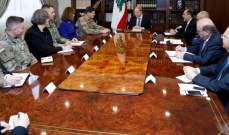 الرئيس عون: لبنان لن يكون بلدا معتديا لكنه يرفض أي اعتداء على أراضيه