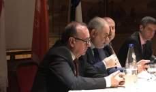 أبو زيد: لا تنازل عن اي جزء من حقوق اللبنانيين في ملف النفط والغاز
