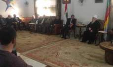 الشيخ الغريب: مصلحة لبنان فوق كل مصلحة