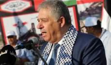 السفير دبور ثمن دعوة السيد نصرالله لمواجهة مشاريع التوطين