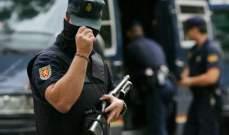 الشرطة الاسبانية: الهجوم على مركز للشرطة في برشلونة عمل إرهابي