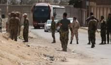 العثور على أسلحة وذخائر ومحطة بث إذاعي من مخلفات داعش في ريف دير الزور