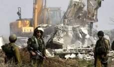 وزير اسرائيلي: حملة درع الشمال على الحدود مع لبنان ستستمر بضعة أشهر