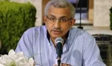 اسامة سعد: للحوار مع الدولة السورية لتسهيل عودة النازحين لما فيه مصلحة لبنان