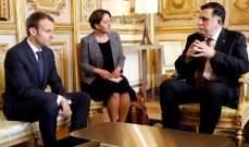 السراج:دعوت في اجتماع باريس لوقف الإقتتال تحديدا في درنة واللجوء للحوار