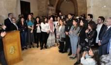 الحريري: هدفنا تحريك البلد إلى الأمام واجراء الاصلاحات في كل القطاعات