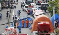 شرطة اليابان: 10 ثوان فقط استغرقها منفذ عملية الطعن بطوكيو