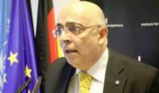 أبو سعيد:فتح ملفات ساخنة كقضية القدس هو هروب من قضايا لها طابع المحاسبة