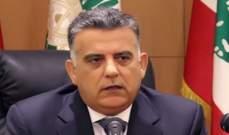 ابراهيم:ملف عودة النازحين يسير وفق وضع الأمن في سوريا وسيصل إلى خواتيمه