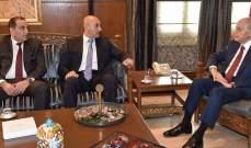 بري بحث مع مدير عام امن الدولة الوضع الامني