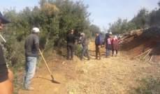 اتحاد بلديات الحاصباني اطلق مشروعا لإدارة الغابات وحمايتها