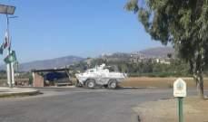 النشرة:بدء اللقاء العسكري الثلاثي بالناقورة لبحث الجدار الاسمنتي والبلوك 9