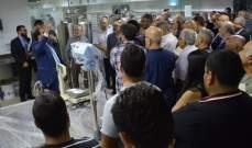 دبوسي:طرابلس تتوفر فيها المواصفات التي تجعل منها الحاجة الوطنية بكل المعايير
