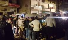 6 جرحى بينهم 4 من عائلة واحدة في حادثي سير في الهرمل