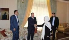 الحريري عرضت الوضع الأمني وموضوع النازحين مع وفد من الأمن العام