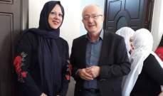 إتحاد بلديات الحاصباني نظم حملة طبية لفحص الضغط والسكري ومخزونه