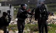 الجيش الاسرائيلي فرضطوقا أمنيا شاملا على مدينة رام الله