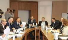 لجنة الإدارة تدرس تعديل قانون التفتيش المركزي