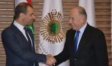 أفيوني: أدعم مشاريع غرفة طرابلس التي تستقطب رواد أعمال وتوفر فرص عمل