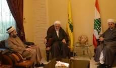 القطان: لوجوب الإسراع بتشكيل حكومة وحدة وطنية تحفظ لبنان