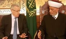 فتفت: المطلوب حكومة وطنية برئاسة الحريري تحترم التسوية والحياد