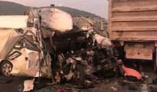 13 قتيلا إثر اصطدام حافلة لنقل الركاب بشاحنة لنقل البضائع في المكسيك