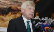 زاسبيكين: العقوبات الأميركية مضرة للجميع سواء حزب الله أو إيران