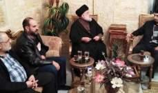 علي عبد اللطيف فضل الله: لمواجهة التهديدات الصهيونية بتعزيز المقاومة