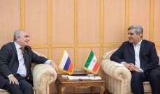 السفير الروسي لدى طهران: روسيا لا تولي أي اهتمام بالحظر والتهديدات التي توجهها البلدان الغربية