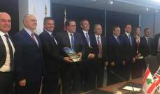 سيمون بيني: لبنان حليف وصديق رئيسي لبريطانيا ونسعى للتعاون بالتجارة والاستثمار