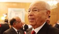 مسؤول تونسي: سنكون مسرورين إذا رفعت الجامعة العربية تعليق عضوية سوريا