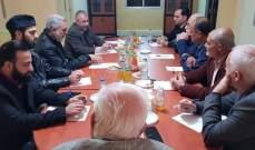 لقاء الأحزاب بالشمال: الزيارات الأميركية والأوروبية محاولة للتحريض على المقاومة