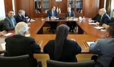 عربيد:لن نترك اي مجال الا لحل الازمة الحالية حرصا منا على القطاع التربوي