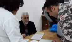 النشرة: انطلاق حافلتين تقلان 50 نازحا سوريا من النبطية الى سوريا