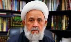 ياسين أسف للقرارات المترهلة للقمة العربية:الإعتداء على سوريا ردة فعل على الهزائم