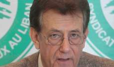 هارون: الاعتداء على الطبيب في اوتيل ديو عمل همجي لا نقبله