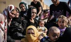 دفاع روسيا: عودة أكثر من 1200 شخص إلى سوريا من لبنان والأردن خلال 24 ساعة