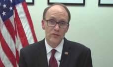 سفير أميركا في العراق: إقليم كردستان العراق يثير قلق واشنطن