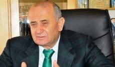 ترشيشي: لإلغاء رسوم مالية فرضت حديثا على التصدير البري من لبنان