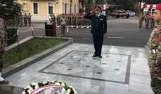 عرض عسكري في ثكنة أبلح بمناسبة عيد الاستقلال