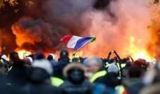 مدعي عام باريس: وضع ألف شخص قيد الحبس الاحتياطي لارتكاب أعمال عنف