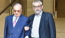 بقرادونيان: إفترقنا باتفاق مع ميشال المر لعدم سقوط أحدنا